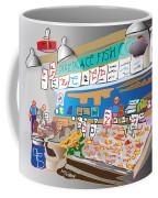 Pike Place Fish Co. Coffee Mug