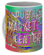 Pike Place Market 3 Coffee Mug