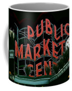 Pike Place Market Entrance 5 Coffee Mug