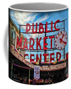 Pike Place Market Coffee Mug