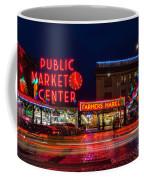 Pikes Place Market Coffee Mug