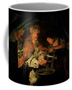 Pilate Washing His Hands Coffee Mug by Stomer Matthias
