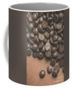 Pile Of Chocolate Chip Chunks Coffee Mug