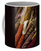 Pile Of Indian Corn Coffee Mug