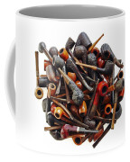 Pile Pipes Coffee Mug
