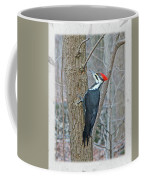 Pileated Woodpecker - Dryocopus Pileatus Coffee Mug