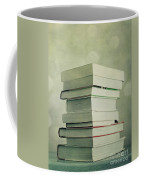 Piled Reading Matter Coffee Mug