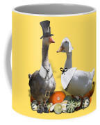 Pilgrim Ducks Coffee Mug