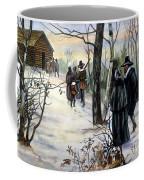 Pilgrims: Church Coffee Mug