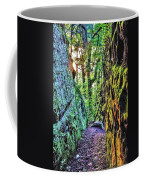 Pilot Rock Face Coffee Mug