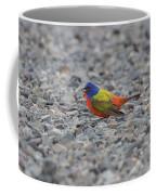 Pin Cushion On The Rocks Coffee Mug