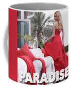 Pin Up Model Tatiana 3 Coffee Mug