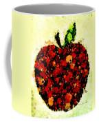 Pinatamiche Painting Crackle Art Coffee Mug