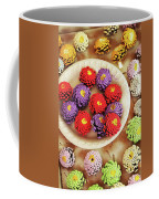 Pine Cone Flower Project Coffee Mug