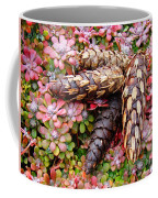 Pine Cones Art Print Botanical Garden Baslee Troutman Coffee Mug