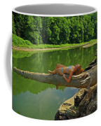 Pine Creek Afternoon Coffee Mug