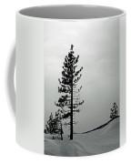 Pine In Snow Coffee Mug