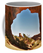 Pine Tree Arch 1 Coffee Mug