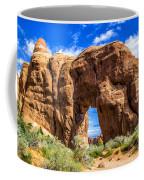 Pine Tree Arch Coffee Mug