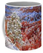 Pine Tree In Bryce Canyon Coffee Mug