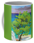 Pine Tree Coffee Mug