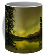 Pine Tree Silhouettes Coffee Mug
