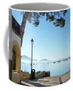 Pine Walk Morning, Puerto Pollensa Coffee Mug