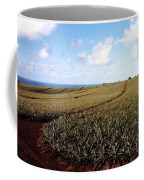 Pineapple Fields Coffee Mug