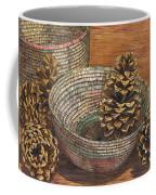 Pinecones Coffee Mug