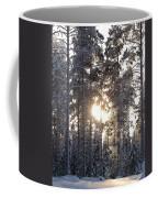 Pines 2 Coffee Mug