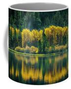 Pines And Aspens Coffee Mug
