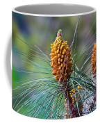 Pines In Bloom Coffee Mug