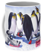 Pinguino Heels Coffee Mug