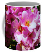 Pink And Beauty Coffee Mug