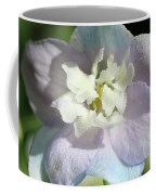 Pink And Blue Pastel Flower Coffee Mug