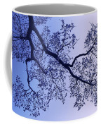 Pink And Blues Coffee Mug