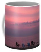 Pink And Deserted Coffee Mug