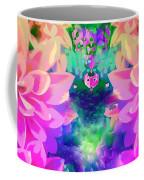 Pink And Lilac Coffee Mug