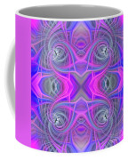 Pink And Purple Coffee Mug