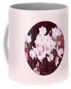 Pink And White Anemones Coffee Mug