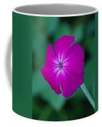 Pink And White Flower Coffee Mug