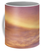 Pink And Yellow Sky Coffee Mug