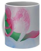 Pink Angel Of Unconditional Love Coffee Mug