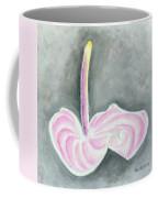 Pink Anthurium Coffee Mug
