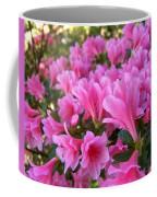 Pink Azaleas II Coffee Mug