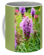Purple Blazing Star 01 Coffee Mug