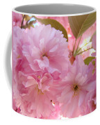 Pink Blossoms Art Prints Spring Tree Blossoms Baslee Troutman Coffee Mug
