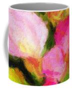 Pink Calla Lilly Coffee Mug