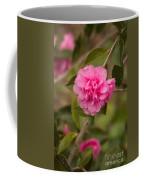 Pink Camellia 2 Coffee Mug