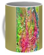 Pink Cascade Coffee Mug